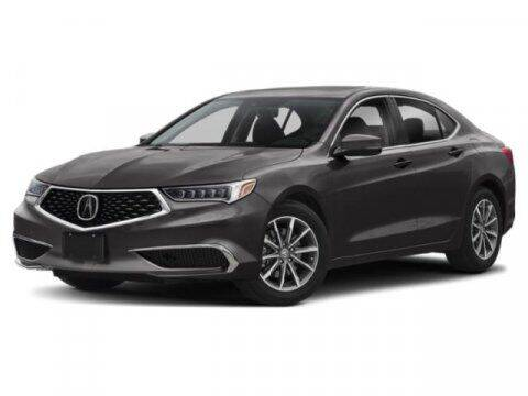 2020 Acura TLX for sale at Precision Acura of Princeton in Lawrence Township NJ