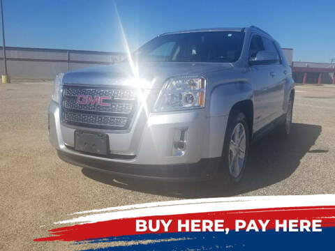 2010 GMC Terrain for sale at Auto District in Baytown TX