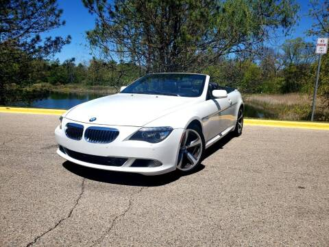 2008 BMW 6 Series for sale at Excalibur Auto Sales in Palatine IL