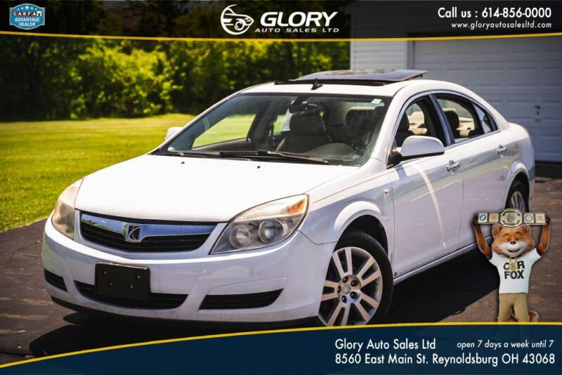 2009 Saturn Aura for sale at Glory Auto Sales LTD in Reynoldsburg OH