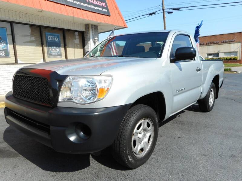 2006 Toyota Tacoma for sale at Super Sports & Imports in Jonesville NC