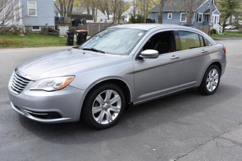 2013 Chrysler 200 for sale at Absolute Auto Sales, Inc in Brockton MA