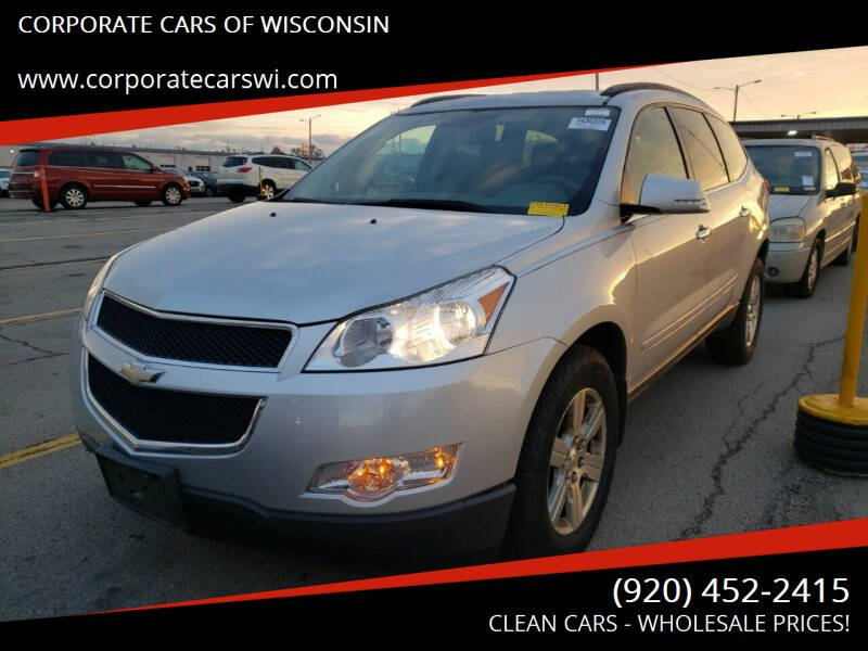 2011 Chevrolet Traverse for sale at CORPORATE CARS OF WISCONSIN - DAVES AUTO SALES OF SHEBOYGAN in Sheboygan WI