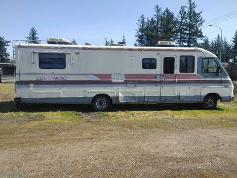 1991 Ford Motorhome Chassis for sale at JMG MOTORS in Lynden WA