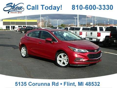 2018 Chevrolet Cruze for sale at Jamie Sells Cars 810 in Flint MI