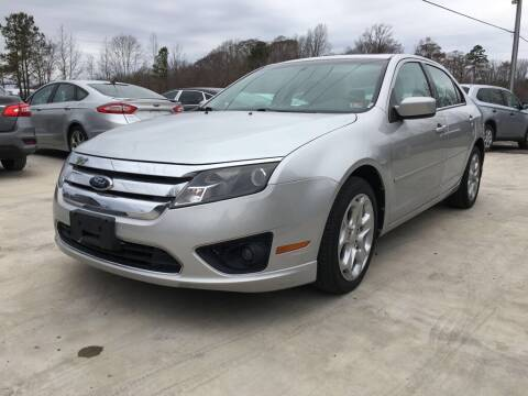 2010 Ford Fusion for sale at Complete Auto Credit in Moyock NC
