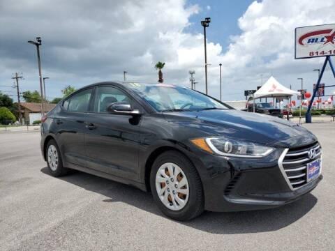 2018 Hyundai Elantra for sale at All Star Mitsubishi in Corpus Christi TX