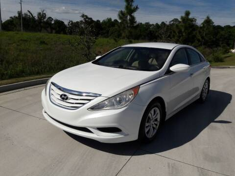 2011 Hyundai Sonata for sale at Car Shop of Mobile in Mobile AL