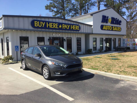2015 Ford Focus for sale at Bi Rite Auto Sales in Seaford DE