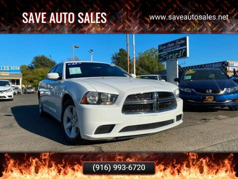 2013 Dodge Charger for sale at Save Auto Sales in Sacramento CA