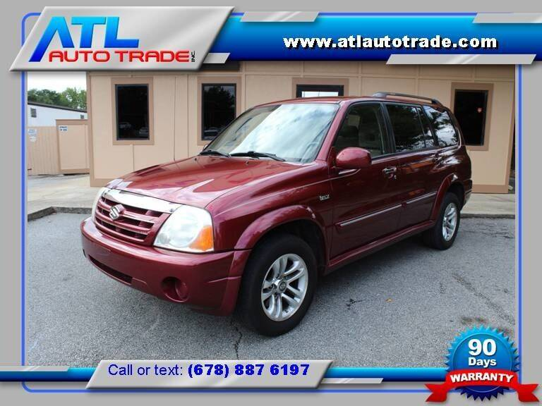 2006 Suzuki XL7 for sale at ATL Auto Trade, Inc. in Stone Mountain GA