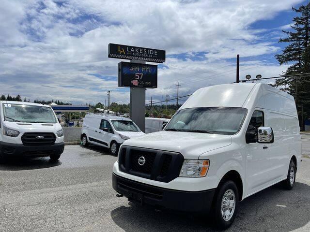 2019 Nissan NV Cargo for sale in Lynnwood, WA