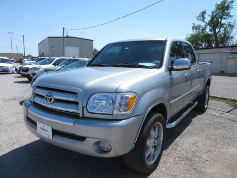 2005 Toyota Tundra for sale at Grays Used Cars in Oklahoma City OK