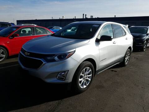 2019 Chevrolet Equinox for sale at All Affordable Autos in Oakley KS