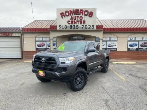 2016 Toyota Tacoma for sale at Romeros Auto Center in Tulsa OK
