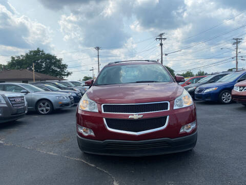 2010 Chevrolet Traverse for sale at Right Choice Automotive in Rochester NY