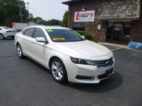 2014 Chevrolet Impala for sale at Luigi's Automotive Collision Repair & Sales in Kenosha WI