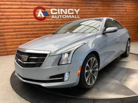 2017 Cadillac ATS for sale at Dixie Imports in Fairfield OH