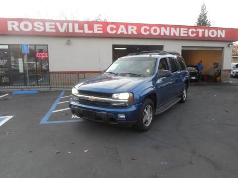 2005 Chevrolet TrailBlazer EXT for sale at ROSEVILLE CAR CONNECTION in Roseville CA