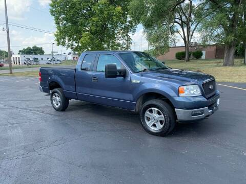 2005 Ford F-150 for sale at Dittmar Auto Dealer LLC in Dayton OH
