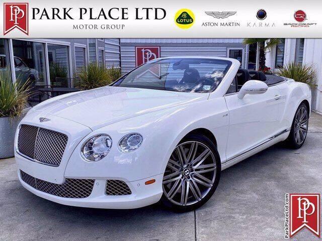 2014 Bentley Continental for sale in Bellevue, WA