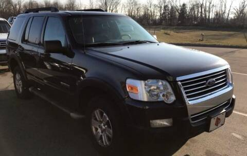 2007 Ford Explorer for sale at D & J AUTO EXCHANGE in Columbus IN