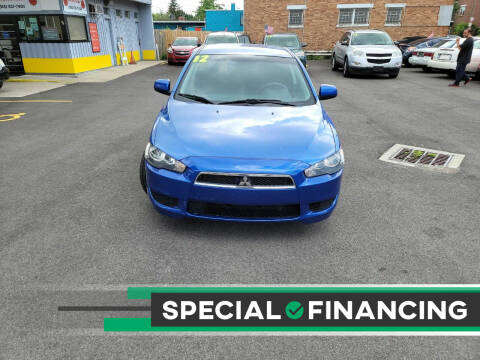 2012 Mitsubishi Lancer for sale at VALLEY IMPORTS LLC in Cincinnati OH