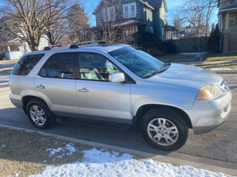 2006 Acura MDX for sale at RIVER AUTO SALES CORP in Maywood IL
