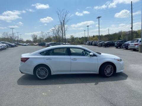 2016 Toyota Avalon for sale at CU Carfinders in Norcross GA
