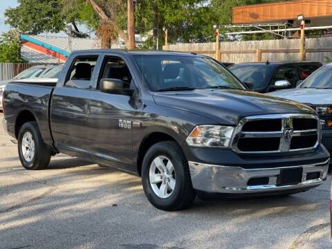 2017 RAM Ram Pickup 1500 for sale at AWESOME CARS LLC in Austin TX
