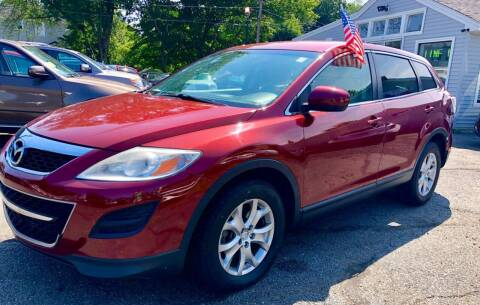 2012 Mazda CX-9 for sale at Top Line Import in Haverhill MA