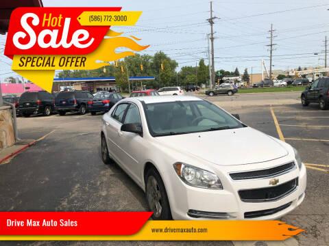 2009 Chevrolet Malibu for sale at Drive Max Auto Sales in Warren MI