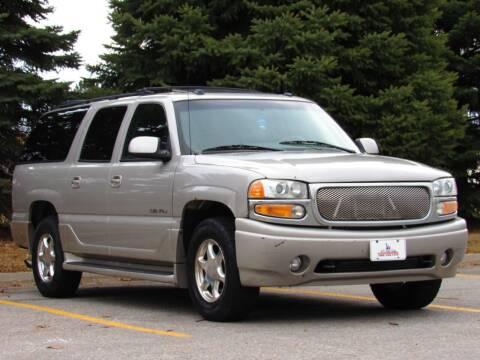 2004 GMC Yukon XL for sale at NY AUTO SALES in Omaha NE