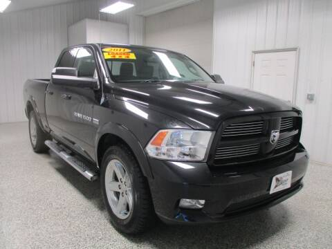 2011 RAM Ram Pickup 1500 for sale at LaFleur Auto Sales in North Sioux City SD