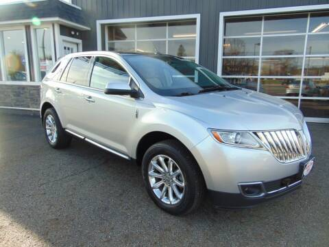 2011 Lincoln MKX for sale at Akron Auto Sales in Akron OH