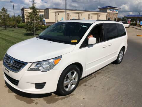 2011 Volkswagen Routan for sale at Nice Cars in Pleasant Hill MO