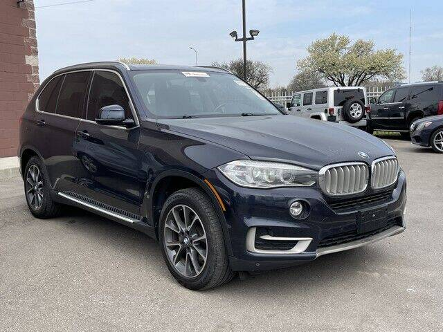 2015 BMW X5 for sale at SOUTHFIELD QUALITY CARS in Detroit MI
