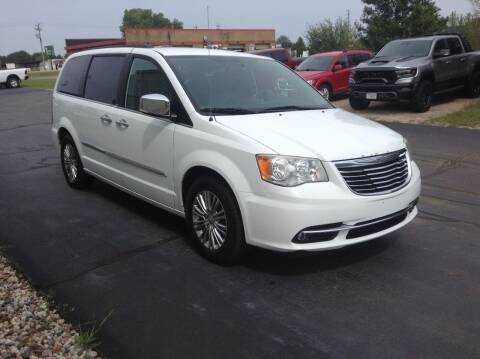 2014 Chrysler Town and Country for sale at Bruns & Sons Auto in Plover WI