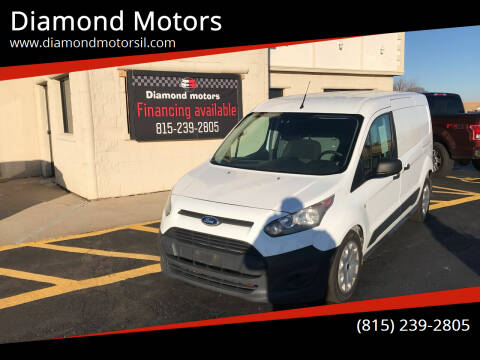 2014 Ford Transit Connect Cargo for sale at Diamond Motors in Pecatonica IL