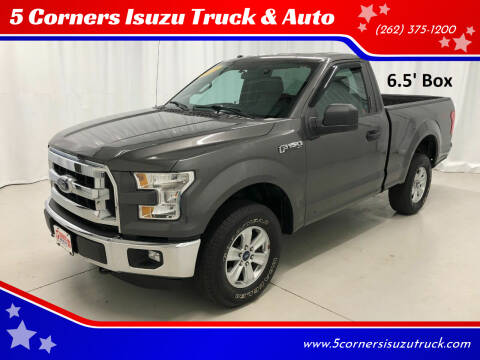 2016 Ford F-150 for sale at 5 Corners Isuzu Truck & Auto in Cedarburg WI