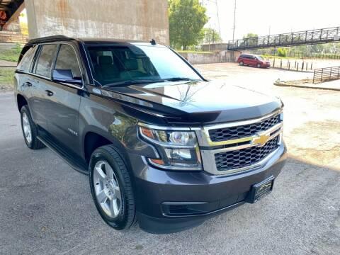 2015 Chevrolet Tahoe for sale at Marigold Motors, LLC in Pekin IL