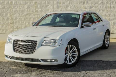 2017 Chrysler 300 for sale at Cannon and Graves Auto Sales in Newberry SC