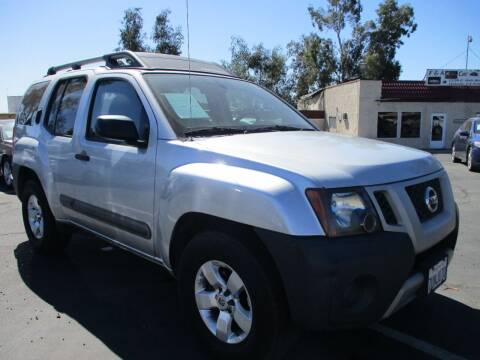 2013 Nissan Xterra for sale at F & A Car Sales Inc in Ontario CA