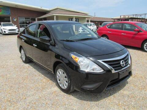 2019 Nissan Versa for sale at Jerry West Used Cars in Murray KY