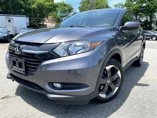 2018 Honda HR-V for sale at Rockland Automall - Rockland Motors in West Nyack NY