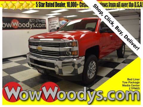 2017 Chevrolet Silverado 2500HD for sale at WOODY'S AUTOMOTIVE GROUP in Chillicothe MO