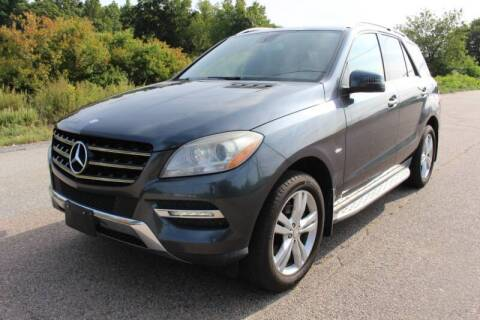 2012 Mercedes-Benz M-Class for sale at Imotobank in Walpole MA