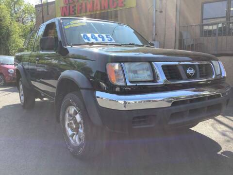 2000 Nissan Frontier for sale at Active Auto Sales Inc in Philadelphia PA