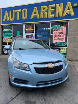 2011 Chevrolet Cruze for sale at Auto Arena in Fairfield OH