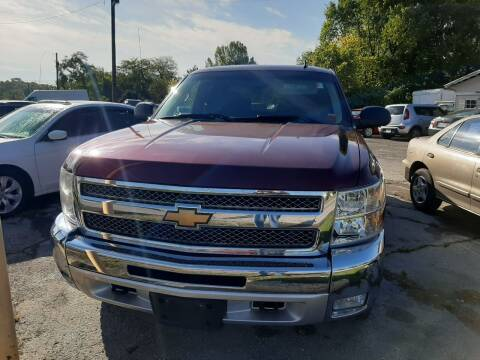 2013 Chevrolet Silverado 1500 for sale at John - Glenn Auto Sales INC in Plain City OH